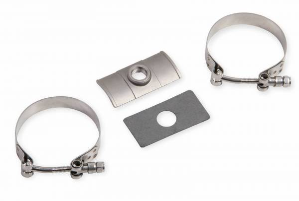 "Hooker - Hooker Oxygen Sensor O2 Bung 2.25"" Clamp-On Style 71014303-RHKR"