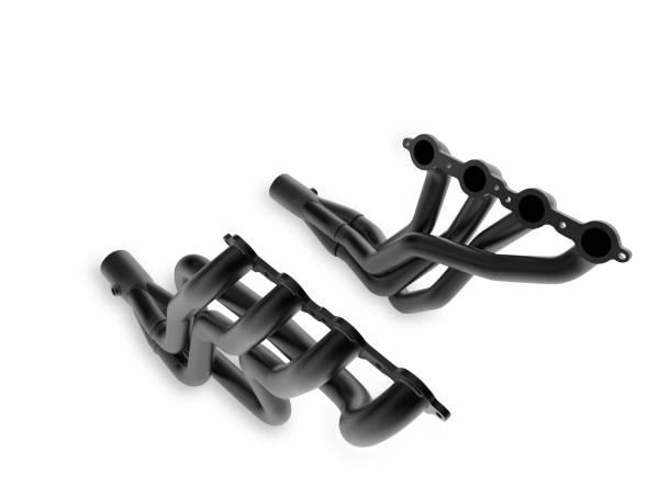 Hooker - Hooker Hooker LS-Swap Full-Length Header - Black Ceramic Coated 70101504-3HKR