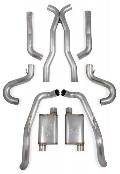 Hooker - Hooker Hooker BlackHeart Exhaust System 70501354-RHKR
