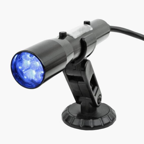 Sniper Motorsports - Sniper Motorsports SNIPER SHIFTLIGHT, CAN OBD2, BLACK W/BLUE LED 840003