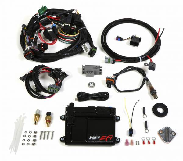 Holley EFI - Holley EFI HP ECU AND HARNESS FOR TPI & STEALTH RAM 550-601
