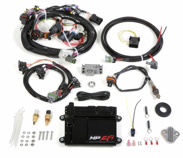 Holley EFI - Holley EFI MPFI HP ECU AND HARNESS KIT 550-604