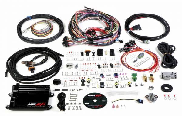 Holley EFI - Holley EFI HP ECU AND UNTERMINATED HARNESS KIT 550-605