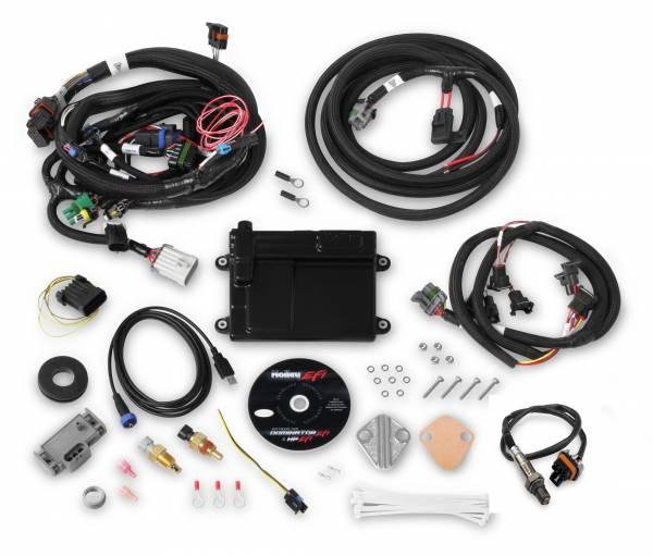 Holley EFI - Holley EFI FORD MPFI HP ECU AND HARNESS KIT 550-606