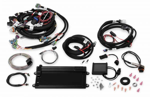 Holley EFI - Holley EFI TERMINATOR MPFI, LS2/3 & LATE TRUCK - WITH TRANS 550-612