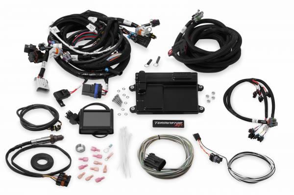 Holley EFI - Holley EFI TERMINATOR MPFI, 4.8-6.0 EARLY TRUCK 550-614