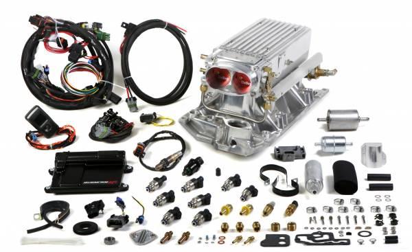 Holley EFI - 550-827 Holley EFI Avenger Stealth Ram™ MPFI System, SBC, Vortec Heads, 36 pph injectors