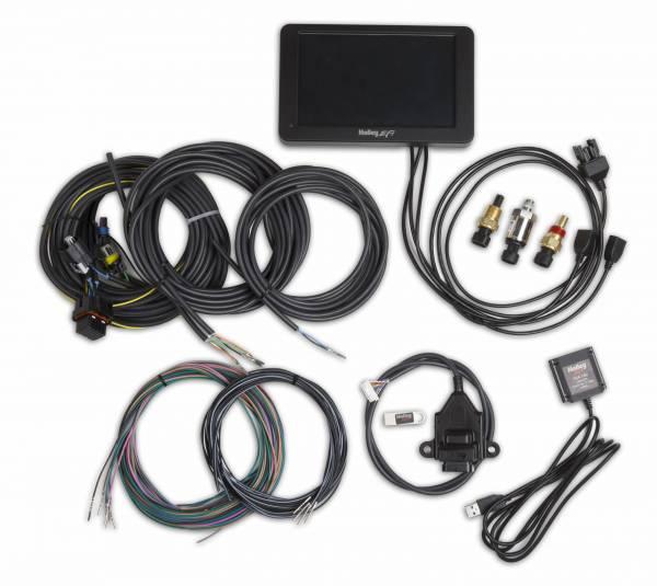 Holley EFI - Holley EFI HOLLEY STAND ALONE DIGITAL DASH 553-109