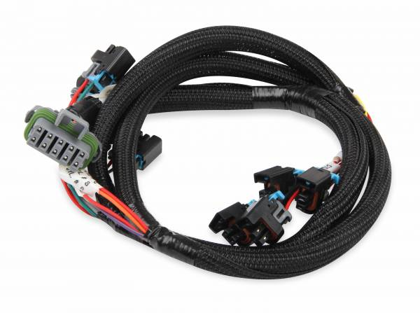 Holley EFI - Holley EFI LS MULTEC 2 INJECTOR HARNESS - EARLY TRUCK 558-214