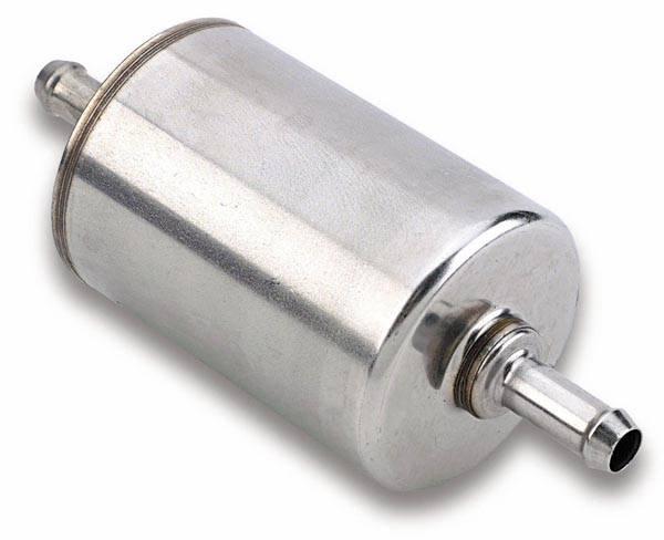 Holley EFI - 562-1 Holley EFI FUEL FILTER METAL