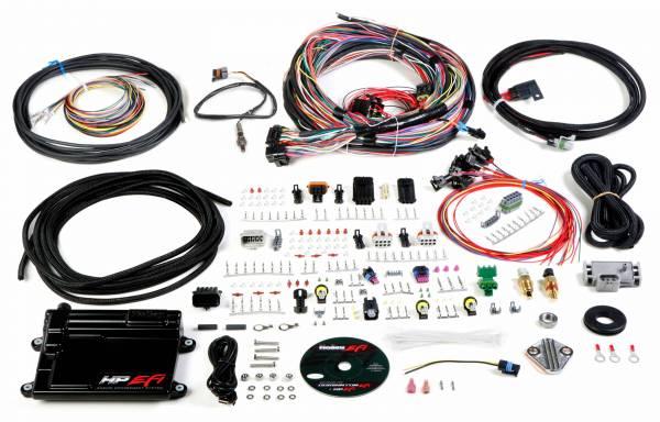 Holley EFI - Holley EFI HP ECU AND UNTERMINATED HARNESS, NTK 550-605N