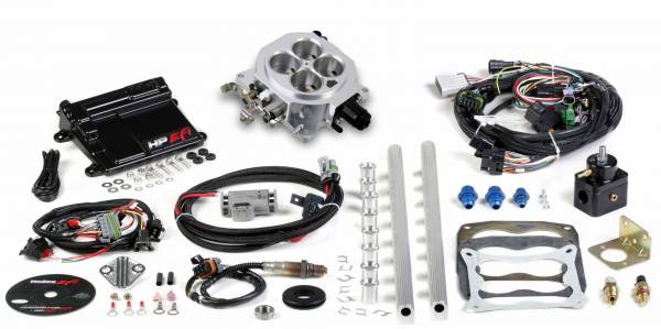 Holley EFI - 550-500 Holley HP Universal Retrofit Kit for 4150 Intakes