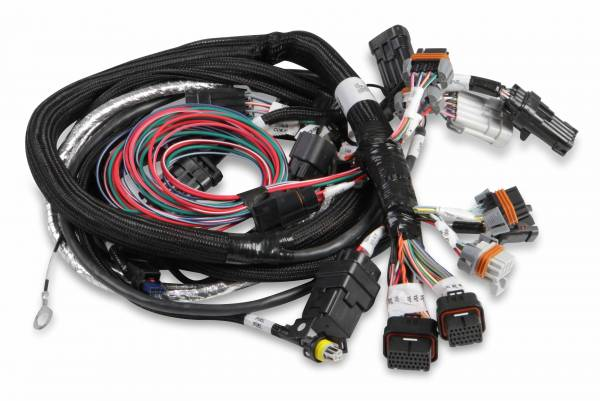 Holley EFI - Holley EFI HEMI MAIN HARNESS, LATE, W/ TPS & IAC 558-116