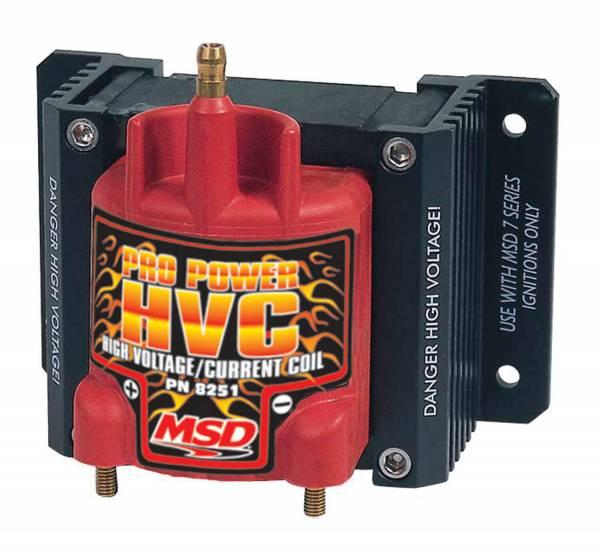 MSD - 8251 MSD Coils