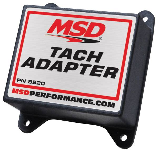 MSD - 8920 MSD Ignition Accessories