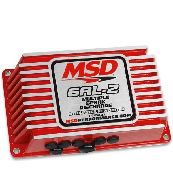 MSD - 6421 MSD Ignition Controls