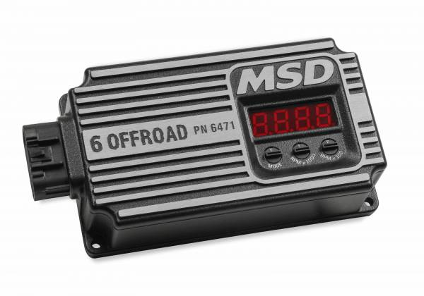 MSD - 6471 MSD Ignition