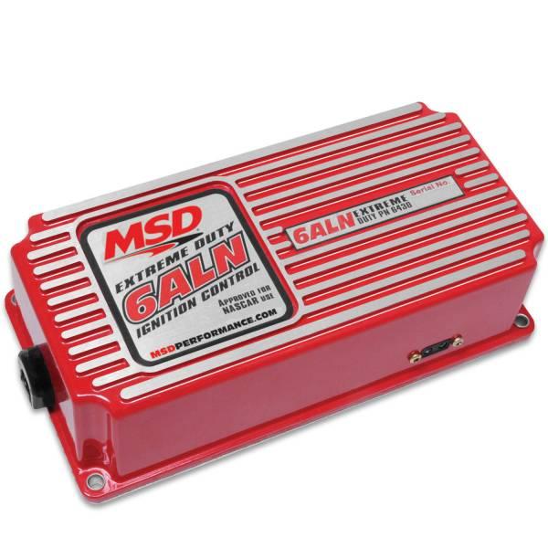 MSD - 6430 MSD Ignition Controls