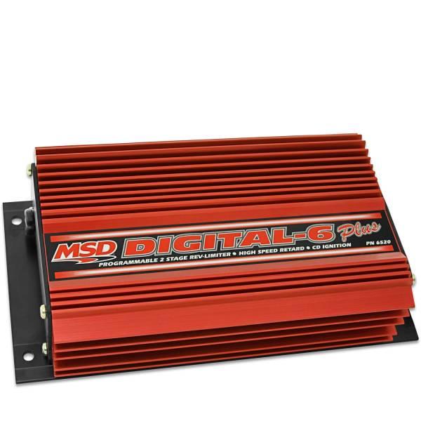 MSD - 6520 MSD Ignition Controls