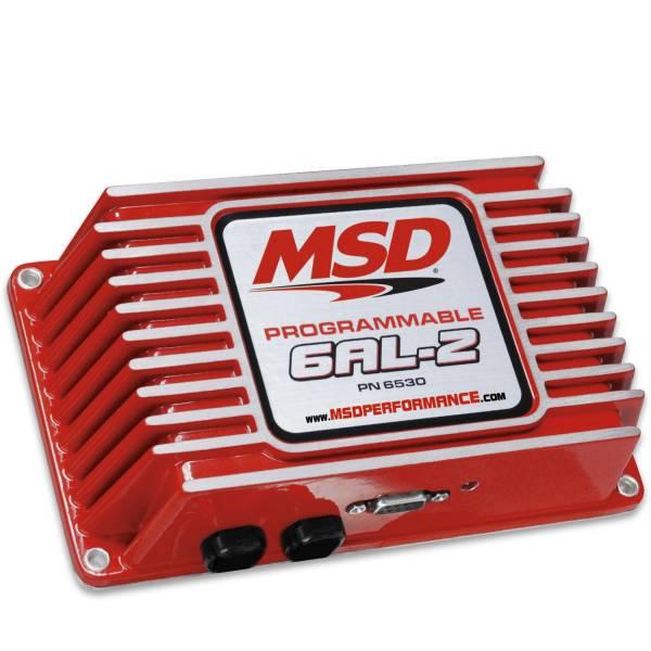 MSD - 6530 MSD Ignition Controls