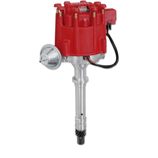MSD - 8365 MSD Distributor GM HEI Billet Distributor