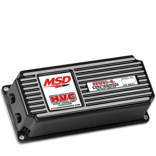 MSD - 6631 MSD Ignition Controls