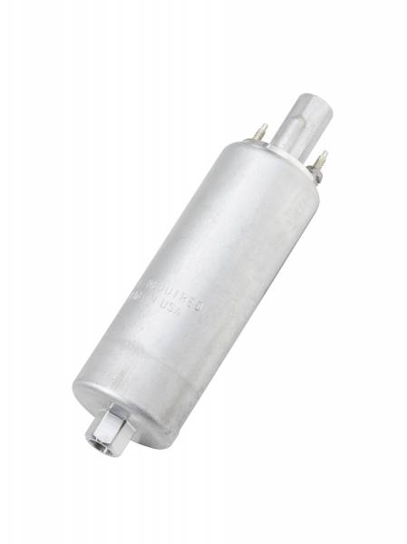 Holley - 12-930 Holley 190LPH UNIVERSAL IN-LINE FUEL PUMP (GEROTOR STYLE)
