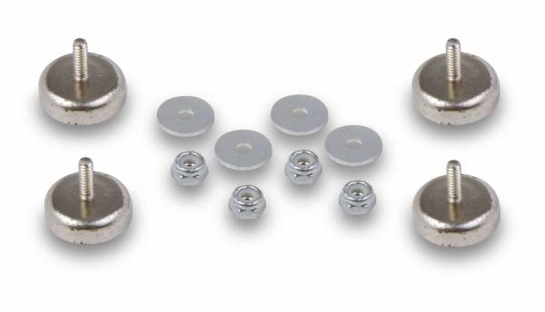 Holley - 16-204 Holley KIT FOR 6-32 MAGNETS
