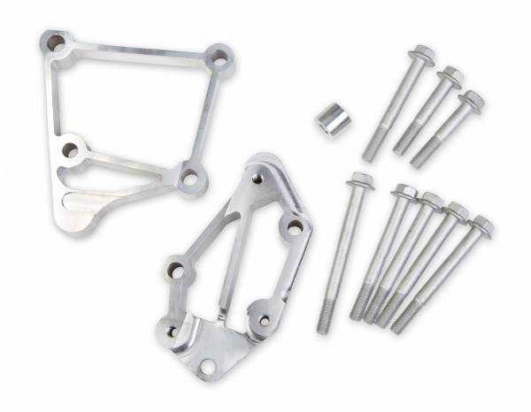 Holley - Holley INSTALL KIT LS ACC DRV BRACKETS USE WITH MIDDLE 21-2