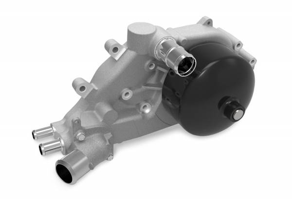Holley - Holley LS-WATER PUMP FORWARD FACING INLET- ALL STANDARD 22-100