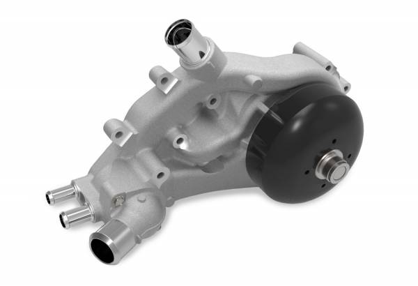 Holley - Holley LS-WATER PUMP WITH UPWARD FACING INLET 22-102