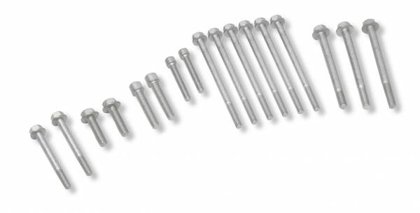 Holley - Holley RPLCMNT HARDWARE KIT FOR 20-170 AND 21-5 97-180