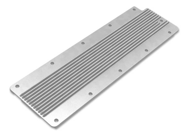 Holley - Holley VALLEY COVER FINNED GM LS2/LS3/LS7/LSX NAT FINISH 241-266