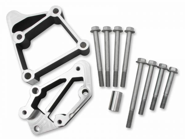 Holley - Holley INSTALL KIT LS ACC DRV BRACKETS USE WITH 21-3BK