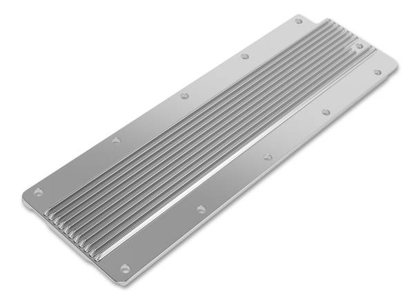 Holley - Holley VALLEY COVER FINNED GM LS2/LS3/LS7/LSX -POLISHED 241-267