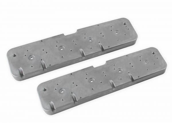 Holley - Holley VALVE COVER ADAPTER PLATES - SBC TO LS 241-298