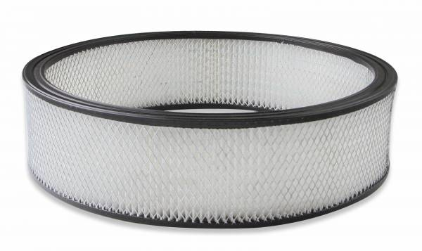 Holley - Holley 16 X 4 PAPER AIR FILTER 220-45