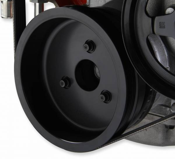 Holley - Holley REPLACEMENT CRANK PULLEY LS7 DRY SUMP 97-160