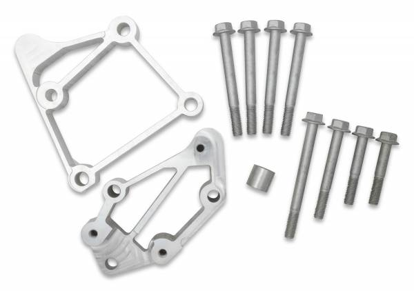 Holley - Holley INSTALL KIT LS ACC DRV BRACKETS USE WITH 21-2P