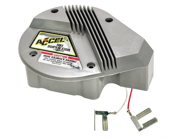 Accel - 140005 Accel GM HEI SUPERCOIL RED & WHITE