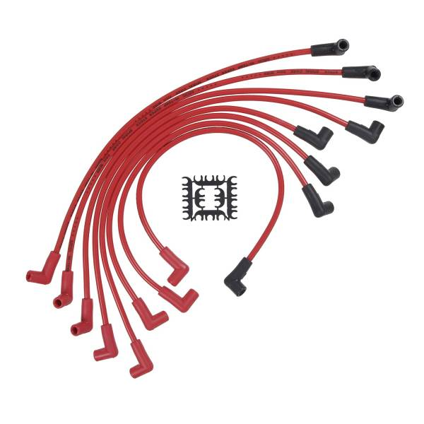 Accel - 5055R Accel 8MM SUPER STK SPIRAL CUST RED