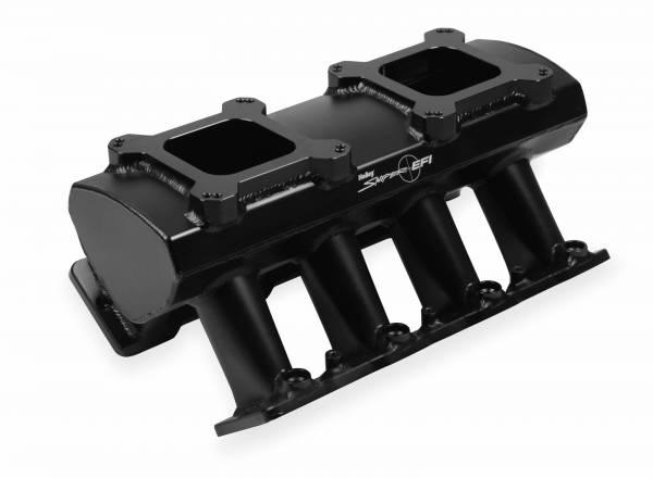 Holley Sniper EFI - Sniper Sheet Metal Fabricated Intake Manifold