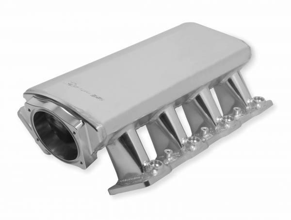 Holley Sniper EFI - Sniper EFI Low-Profile Sheet Metal Fabricated Intake Manifold