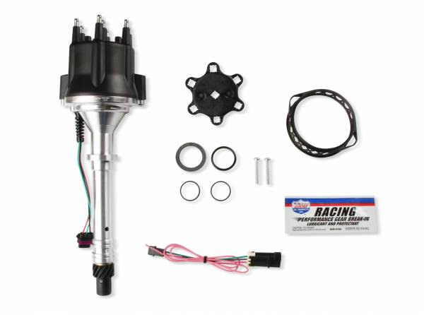 Holley Sniper EFI - 565-317 HyperSpark Distributor - GM V6