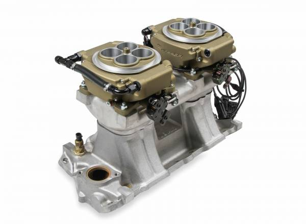 Holley Sniper EFI - Holley Sniper EFI 4150 2x4  Gold