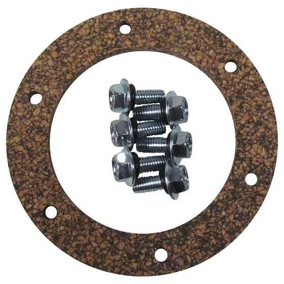 Holley Sniper EFI - 19-169 Fuel Pump Hanger Cork/Rubber Gasket and Screw Kit