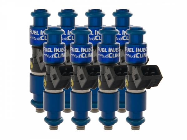 FIC 1200cc Fuel Injector Set for LS1/LS6 engines (High-Z) (130 lbs/hr at OE 58 PSI fuel pressure)
