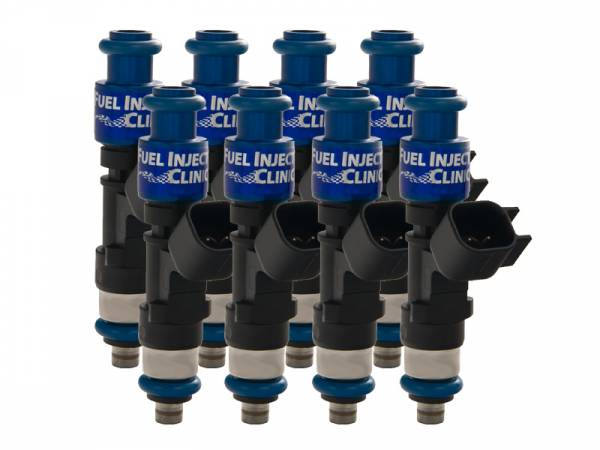 FIC 1000cc Fuel Injector Set for LS1/LS6 engines (High-Z) (100 lbs/hr at OE 58 PSI fuel pressure)