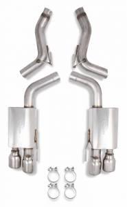 Exhaust - Exhaust Systems - Hooker - Hooker 18 MUSTANG GT 304SS 3IN AB EXH W/MUFFLER BH3359
