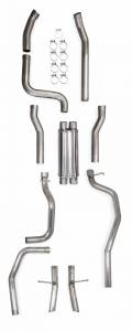 Exhaust - Exhaust Systems - Hooker - Hooker GM S10 94-2004 DUAL EXHAUST SYSTEM 705014154RHKR